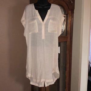 ASTR shirt dress M